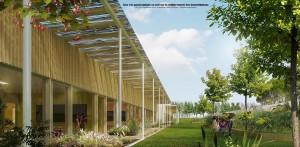 2015 - Groupe scolaire Nelson Mandela Juvignac - 2015 - 020 - Salles de classes - Architecte Stéphane Goasmat