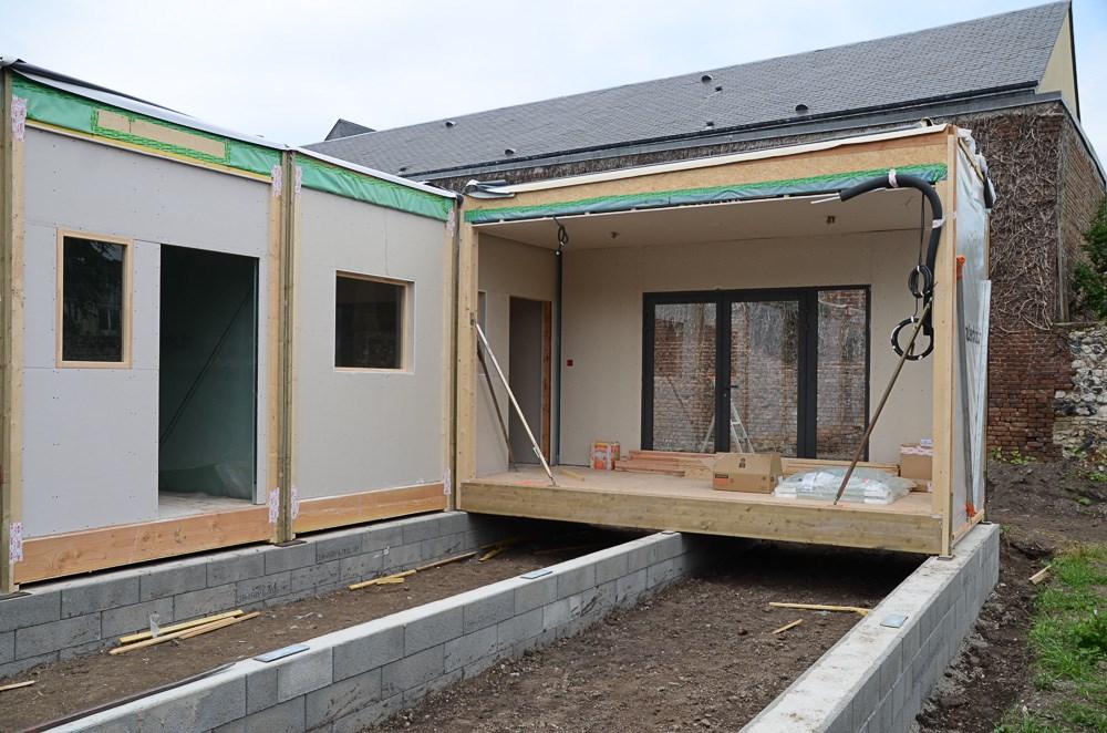 Modules bois selvea selvea - Module de construction ...