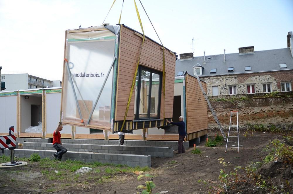 Construction modulaire installation selvea for Maison module prix