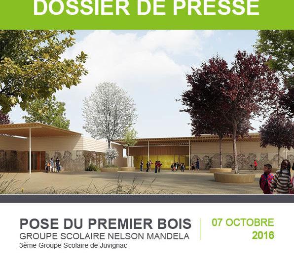 Dossier de Presse Groupe Scolaire Bois Juvignac