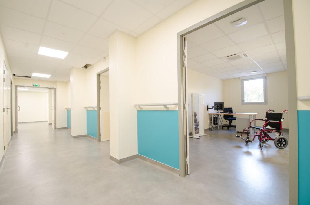centre santé clinique confortable