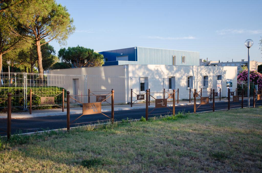 extension centre hospitalier de Béziers