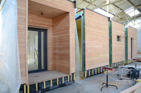construction modulaire - Préfabrication