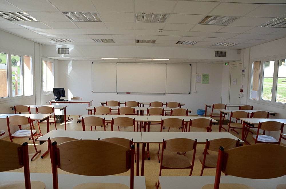 salle de classe rapide