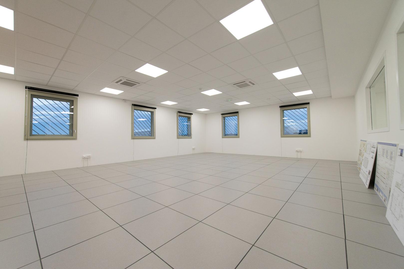 salle de réunion isolation acoustique