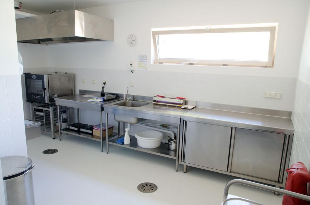 cuisine centrale crèche constructeur