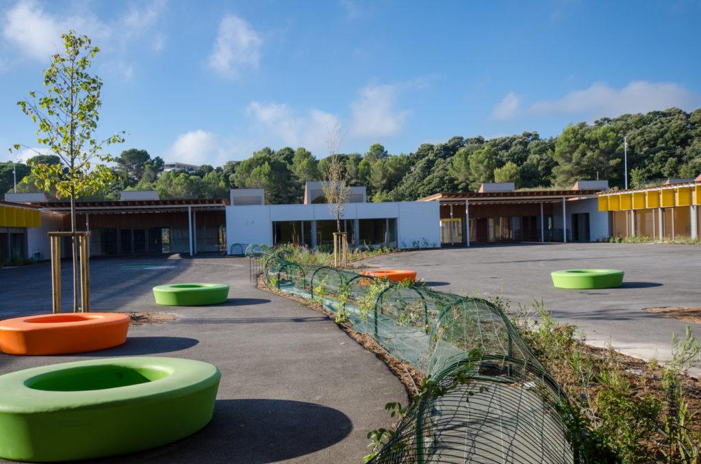 école Nelson Mandela Juvignac