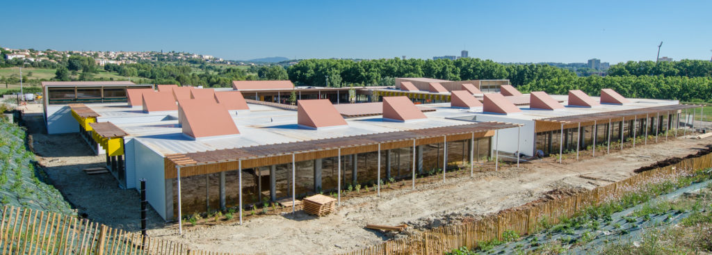 nouvelle école Juvignac