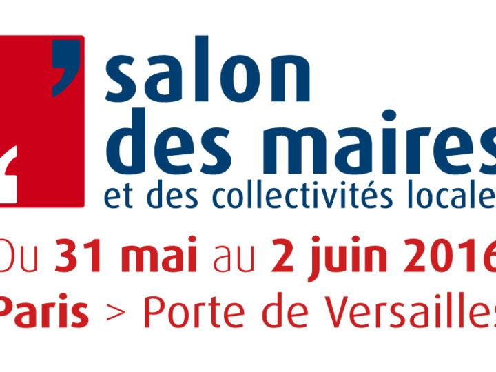 Découvrez les solutions de construction SELVEA au Salon des Maires et des Collectivités 2016