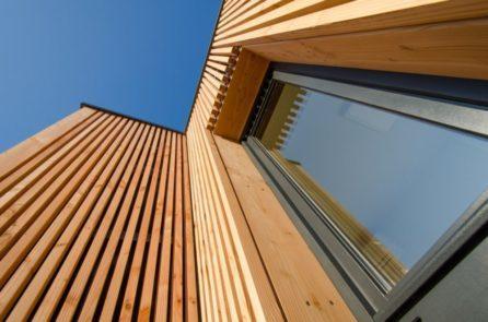 construction de bureaux rapide et architecturé