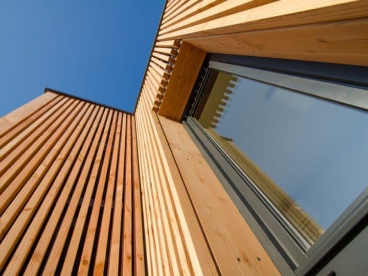 Construction de bureaux rapide et architecturé pour la régie de l'eau de Montpellier