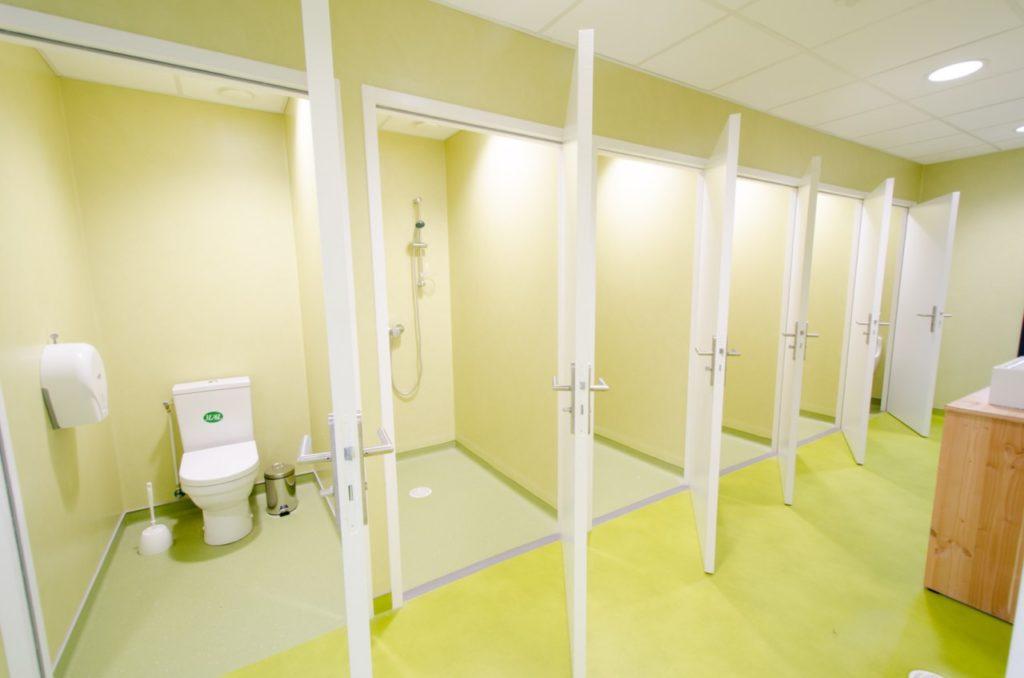sanitaires bâtiments publics