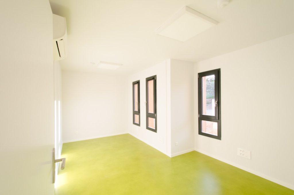 espace convivial modulaire bois