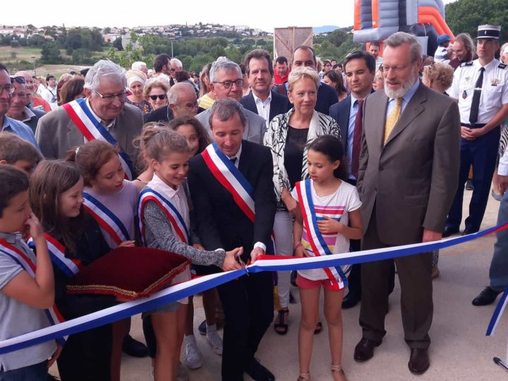 Inauguration école Nelson Mandela Juvignac