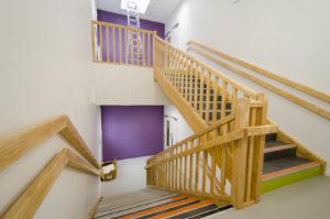 Ecole Erlanger - Paris - SELVEA bâtiments modulaires bois
