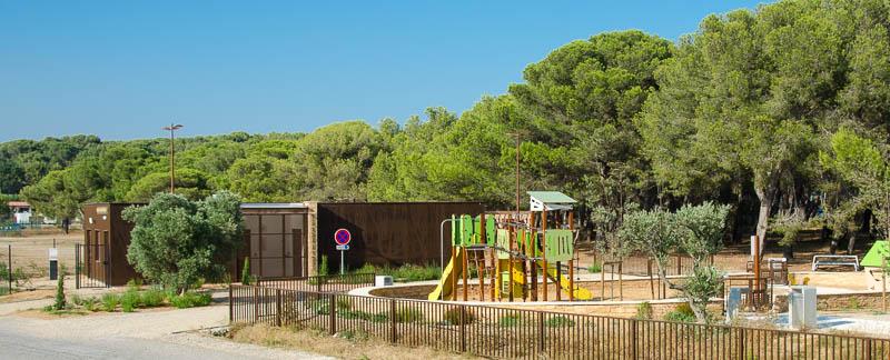 Mison de quartier modulaire bois